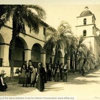fiesta004 - The Mission, a Fiesta Participant and Mainstay of Santa Barbara - watermark.jpg